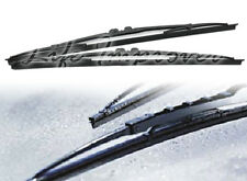"2 X 18"" 18 INCH CAR VAN WINDSCREEN WIPER BLADES UNIVERSAL FITTING 450mm"