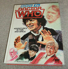 Doctor Who Adventures in Time and Space book