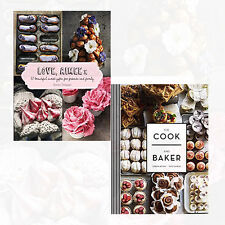 Love, Aimee X and The Cook and Baker 2 Books Collection Set Pack NEW Hardcover