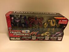 Transformers Hasbro Rage Over Cybertron 3 pack WFC TRU Exclusive MISB New