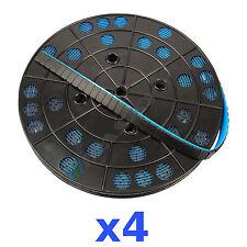 4x 6KG 24KG Rolle Klebegewichte SCHWARZ Auswuchtgewichte Riegel 5g*1200 5g