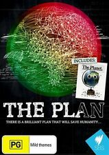 The Plan (+ the Planet) - Herman Daly DVD NEW