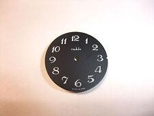 a Kult Original DDR Produktion Zifferblatt fü Ruhla Uhr Armbanduhr Ø 28,5 mm NEU