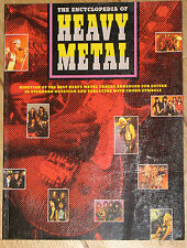 Il Encyclopedia of HEAVY METAL-SONG BOOK