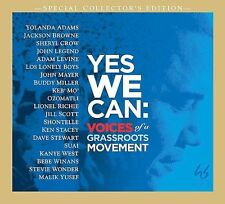 Yes WE Can Voices of a Grassroots Movement 2008 Hidden Beach CD