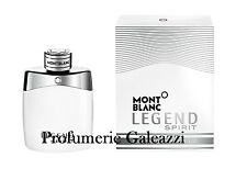 MONTBLANC LEGEND SPIRIT UOMO EDT VAPO NATURAL SPRAY - 100 ml