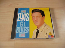 CD Soundtrack G.I.Blues - Elvis Presley - 1987 - 11 Songs