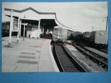 PHOTO  CARDIFF GENERAL RAILWAY STATION  RIVERSIDE 7/9/62