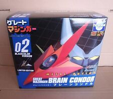 Evolution Toy Metal Action 2 Great Mazinger Z Brain Condor Black Version Figure