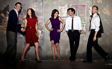 How I Met Your Mother TV Actor Wall Poster 40x24'' Decor 11