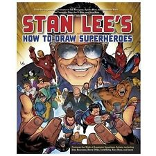 Stan Lee's How to Draw Superheroes by Stan Lee (2013, Paperback)