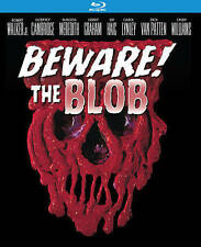 Beware! The Blob (1972) aka Son of Blob [Blu-ray], New DVDs