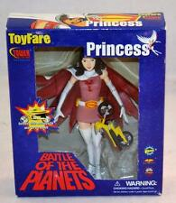 Wizard Toyfare Exclusive PRINCESS Battle of the Planets G-Force Tower Records