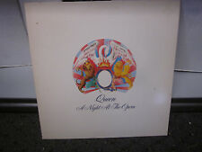 QUEEN - A NIGHT AT THE OPERA LP EXCELLENT