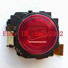 NEW LENS ZOOM for Nikon Coolpix S6400 S6500 Digital Camera Repair Part Red