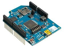 ARDUINO A000058 WiFi SHIELD connects your Arduino to the internet wirelessly