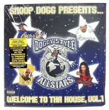 SEALED SNOOP DOGG Presents WELCOME TO THA HOUSE VOL 1 LP  3XLP US 2002