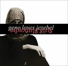 GENE LOVES JEZEBEL Exploding Girl New CD