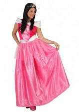 Déguisement Femme Princesse Rose XL 44 Costume Adulte Renaissance