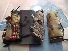 ART FIGURE 1/6 CRAZY RACER MAD MAX TOM HARDY VEST & AMMO ---US SELLER
