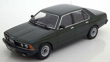 KK SCALE MODELS 1977 BMW 733i E23 Dark Green Metallic LE of 1000 1/18 In Stock!