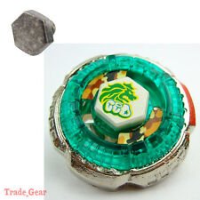 Rock Leone BB-30 Fusion Masters Fight Beyblade +HEAVY METAL FACE BOLT MF
