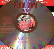 Pearl Jam Jeremy Australian Live CD Super Rare Animal Why Go Deep Daughter Alive