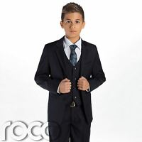 Boys Navy Suit, Boys Wedding suits, Page Boy Suits, Suits for Boys, Kids Suits