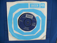Mouth & Mcneal - I See A Star / My Friend - Decca FR 13504
