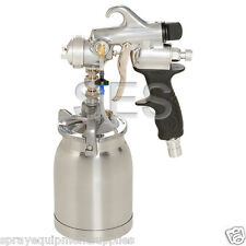 SES Silver Pro HVLP Turbine Paint Spray Gun 1.3mm