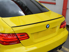 BMW E92 Posteriore in fibra di carbonio COUPE 2006 - 2011 m3-type LIP SPOILER UK Venditore