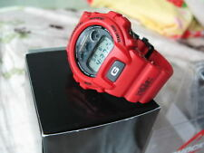 G-SHOCK DW-6900H-4 Rare (Red Skull) Limited Edition - Excellent Condition