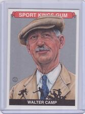 2015 Leaf Sportkings Base Card #40 Walter Camp Football