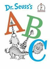 Dr. Seuss's ABC  Beginner Books, I Can Read It All By Myself)