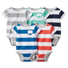 Carters 5 pack baby onesies 9M