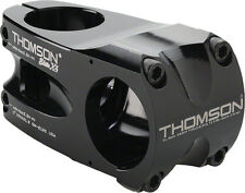 Thomson Bicycle Stem Elite X4 50mm 31.8 Bar Clamp Black Mountain Bike 0 rise