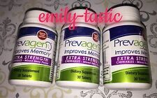 PREVAGEN EXTRA STRENGTH CHEWABLES Mixed Berry Quincy Improves Memory 3 PACK 90CT