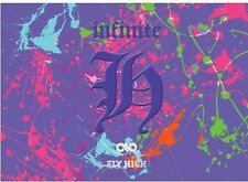 Infinite H - Fly High [New CD] Extended Play