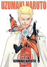 Naruto Uzumaki Artwork Collection 2015 Artbook   *  neu
