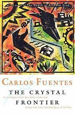 The Crystal Frontier by Carlos Fuentes (1998, Paperback)