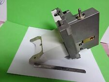 MICROSCOPE PART DMR DMRM LEICA GERMANY LARGE STAGE HOLDER BIN#8X-L-01