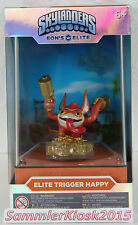 Elite Trigger Happy Skylanders Eon`s Elite Collection Figur Eons Premium Edition