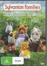 SYLVANIAN FAMILIES - CHILDRENS CLASSIC SHOW - NEW & SEALED DVD