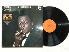 "LP MILES DAVIS ""Sketches of Spain"" CBS 62327 HOLLAND §"
