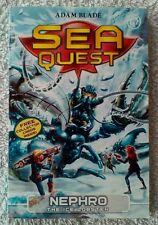 Sea Quest 10 - Nephro The Ice Lobster