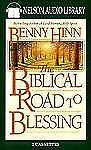 THE BIBLICAL ROAD TO BLESSING by BENNY HINN - the AUDIO BOOK ON 2 CASSETTE cssts
