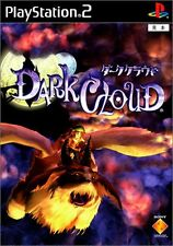 Used PS2 Dark Cloud (Japan Version)Japan Import (Free Shipping)