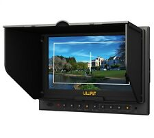 "New Lilliput 5D-II/O/P 7"" HDMI Monitor Advanced Functions for Canon 5DIII 5DII"
