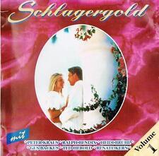 Musik  CD Sampler Schlagergold Folge 1
