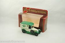 Matchbox Model of Yesteryear Y-5 Talbot Van 1927 Rose's  Cordial NM/B   (#A8b)